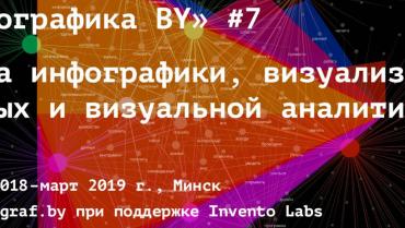 "Invento Labs — партнер школы инфографики ""Инфографика BY""!"