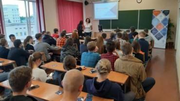 Invento Labs в гостях у студентов БГУИР